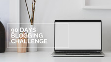 What happens after 90 days of Blogging Every day! -  Join my journey