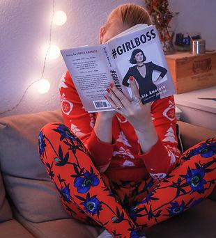 #GirlBoss Book Christmas Preset