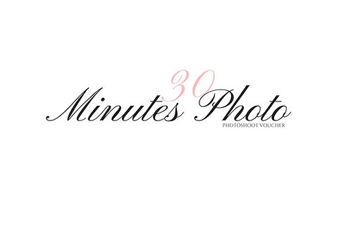 30 Minutes Photo Session