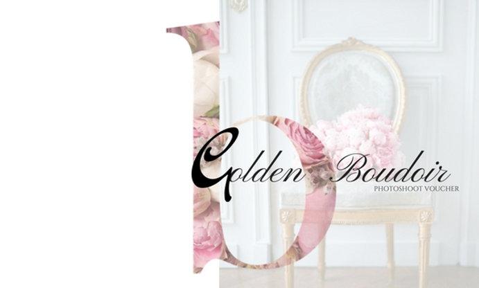 Golden Boudoir Voucher