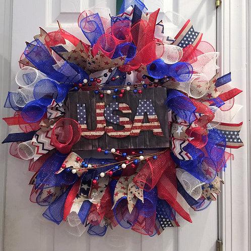 USA Wreaths