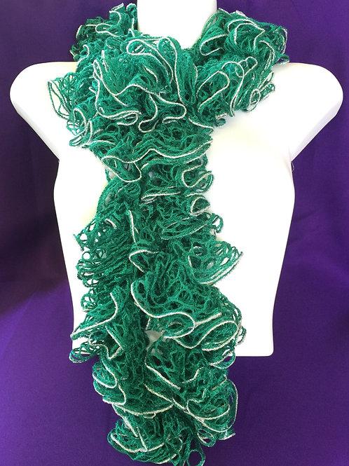 Emerald Sashay Scarf