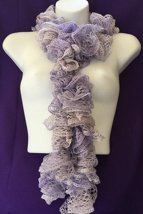 Icy Lilac Sashay Scarf