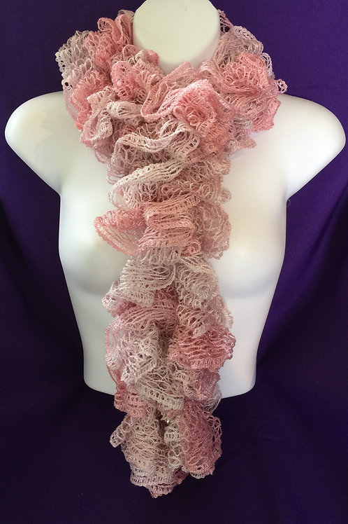 Icy Pink Sashay Scarf