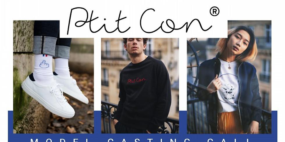 """Grand Casting """" Ptit Con """""""