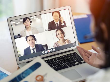 Social Etiquette for Online Meetings
