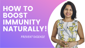 WHY IS GUT HEALTH IMPORTANT TO IMMUNITY ?