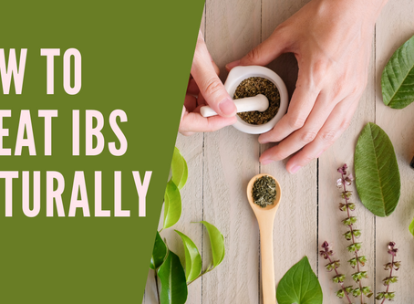 How to treat IBS Naturally for lasting relief