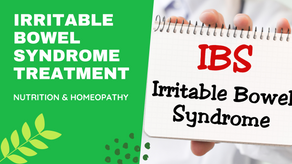 HOW TO TREAT IRRITABLE BOWEL SYNDROME NATURALLY ?