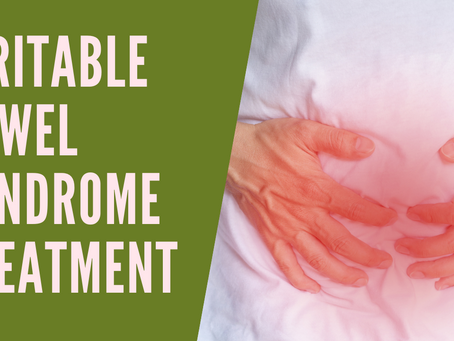 IRRITABLE BOWEL SYNDROME TREATMENT WITH NATURAL REMEDIES