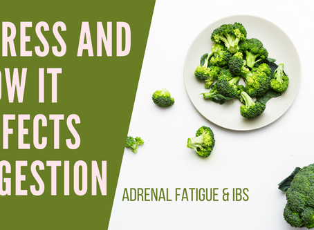 Stress and How It Affects Digestion | Adrenal Fatigue & IBS