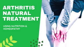 HOW TO TREAT ARTHRITIS NATURALLY?
