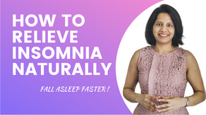 INSOMNIA NATURAL TREATMENT WITH NUTRITION AND HOMEOPATHY