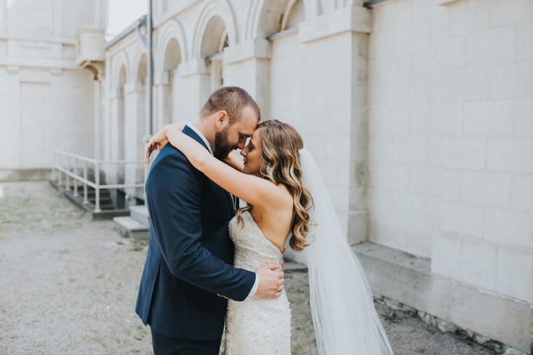 London Ontario Photographer - Mint Studio - Wedding Portraits