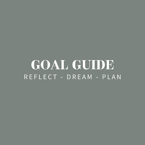 The Mint Studio - Goal Guide