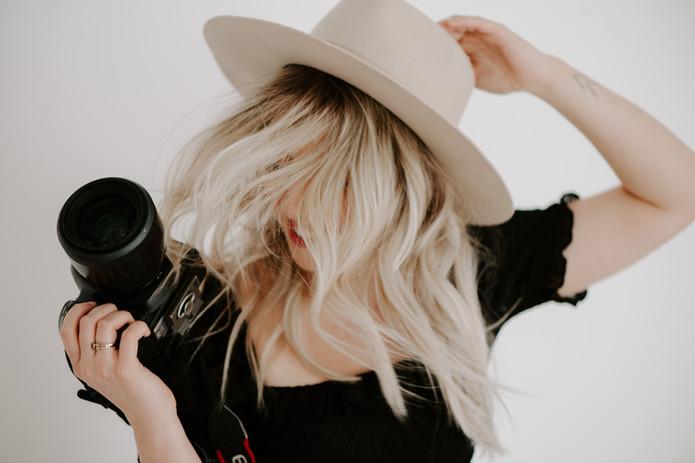Branding Photography - London Ontario Photographer - Brand Your Business - Studio Photography