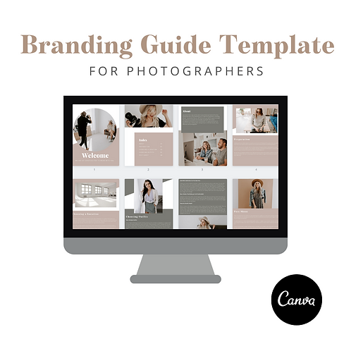 The Mint Studio - Branding Style Guide Template