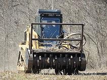 Forestry Mulcher, mulching, hall rocker, excavating, dirt work