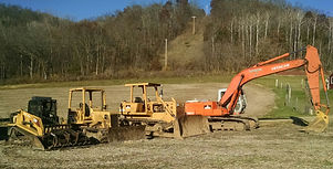 excavating equipment, hall rocker, la crosse, lax, wi, houston, mn