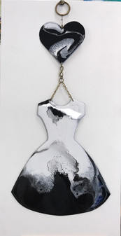 Resin & Steel Dress