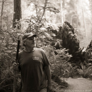 Exploring the Redwood Forests with Erik in Del Norte County, CA.