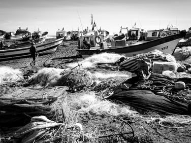 Colton, Fishing village yardsale