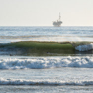 Oil Peak in Santa Barbara