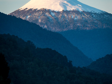 Chilean Volcano