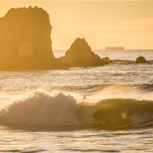 NorCal sandbars and golden evenings with Kyle