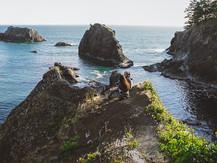 Southern Oregon Coastline