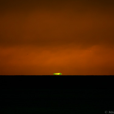 Another green flash
