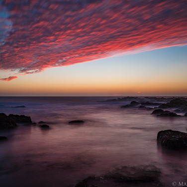 Red Skies, Sea Ranch CA