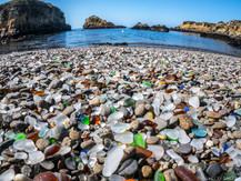 Glass Beach, Mendocino CA