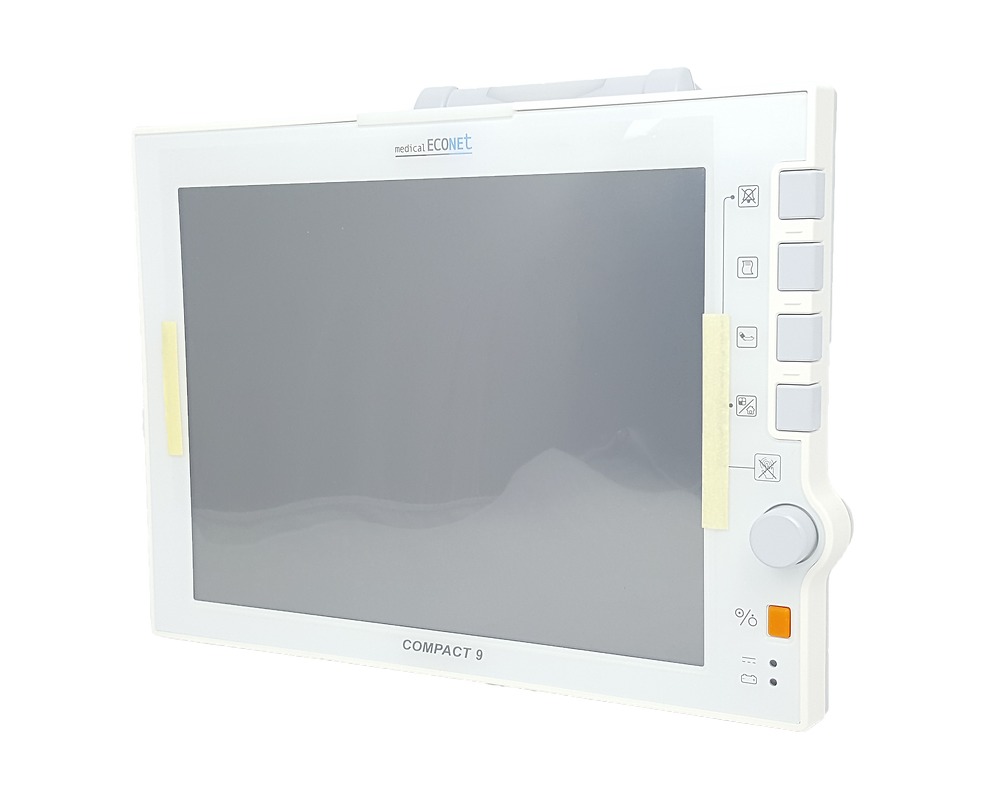 Econet Compact 9 Multi-Parameter Monitor