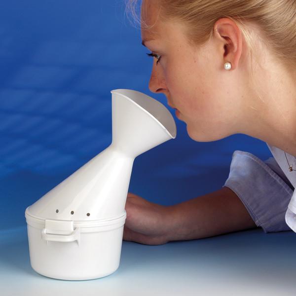 Privat-Inhalator aus Kunststoff
