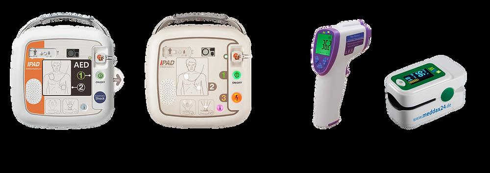 CU iPad SP1 Defibrillator Geschenkaktion