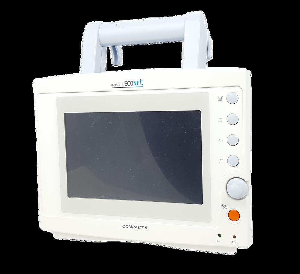 Econet Compact 5 Multi-Parameter Monitor