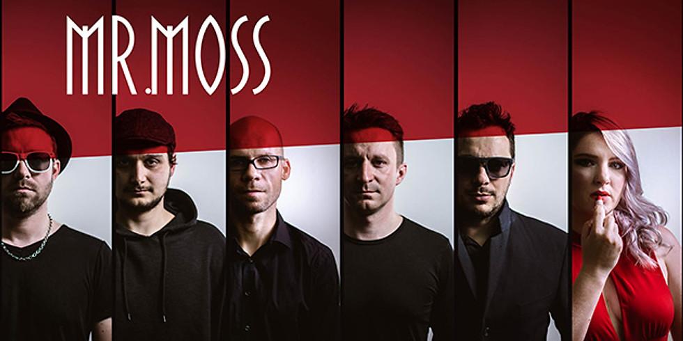 Koncert Mr. MOSS