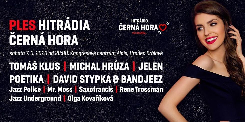 Ples Hitrádia Černá Hora 2020