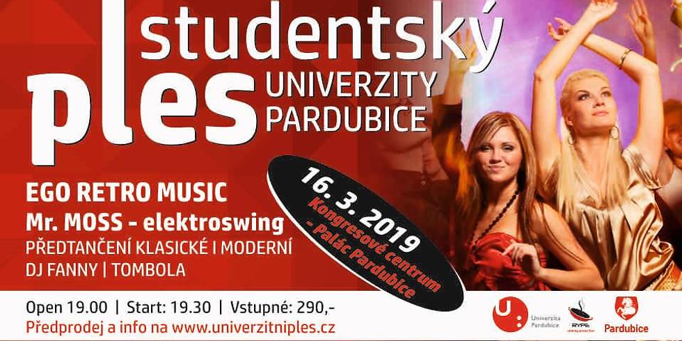 Ples Univerzity Pardubice