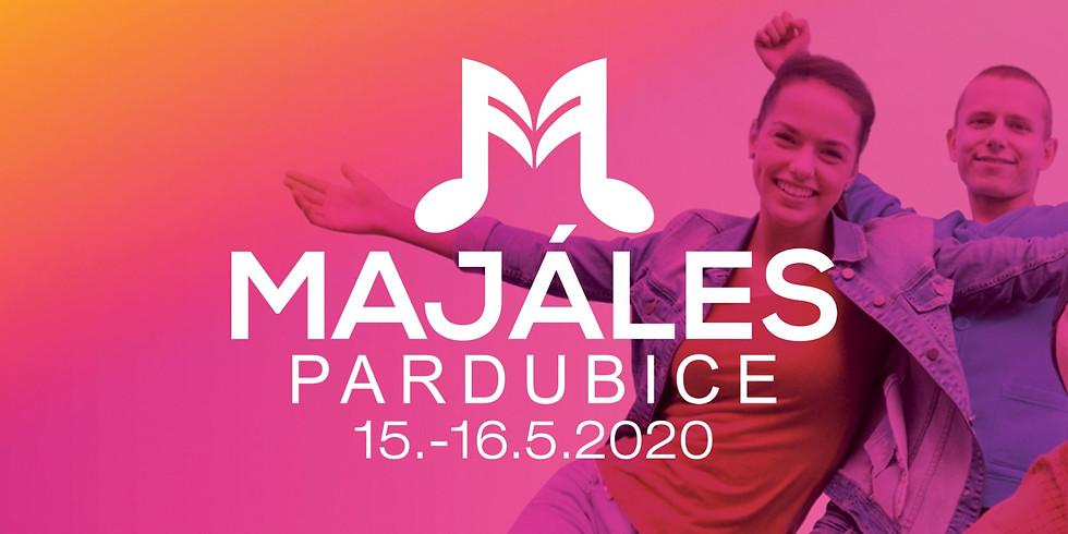 Majáles Pardubice 2020- ZRUŠENO