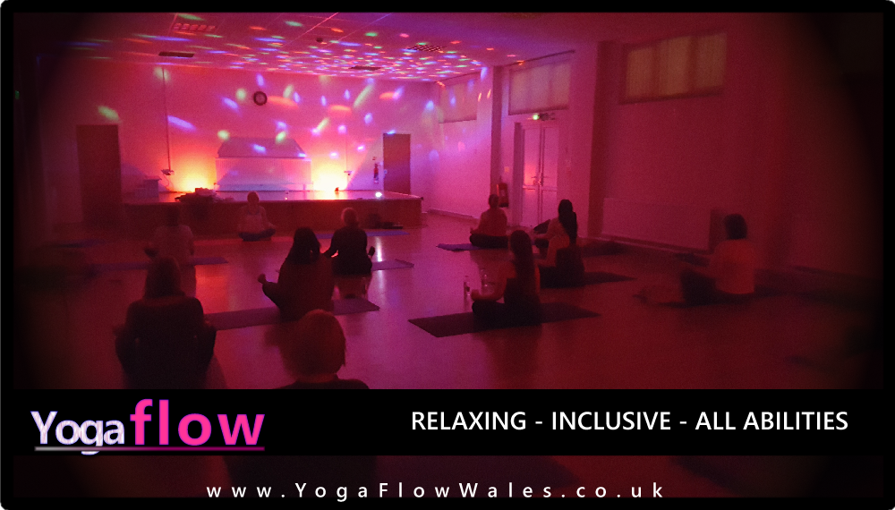 Relaxing Yoga Class in Pembrey and Ammanford