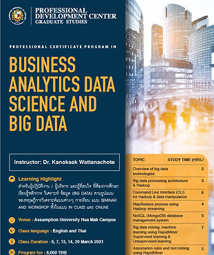 Business Analytics Data Science and Big