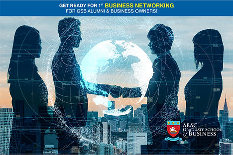 Get ready for 1st Business Networking fo