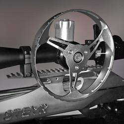 sightron SIII garima revolution field target wheel 10
