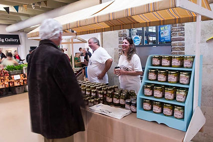 HardyWares Jams, Jellies, Pickles & Relishes from small batch traditional recipes