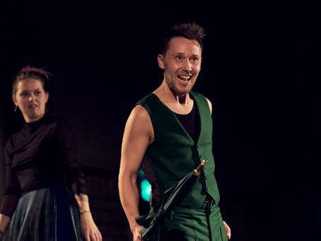 Publikumsstimmen nach unserer Premiere mit »Fliegen lernen mit Peter Pan«
