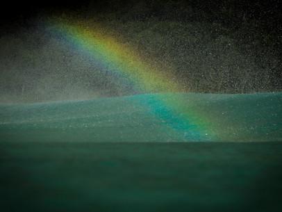 Misty Rainbow