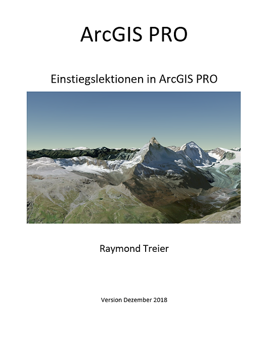 Einstiegslektionen in ArcGIS PRO