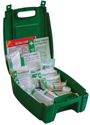 BS Compliant Evolution Workplace First Aid Kit